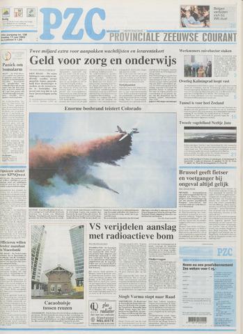 Provinciale Zeeuwse Courant 2002-06-11