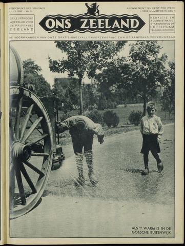 Ons Zeeland / Zeeuwsche editie 1932-07-01