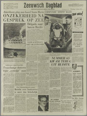 Zeeuwsch Dagblad 1961-02-01