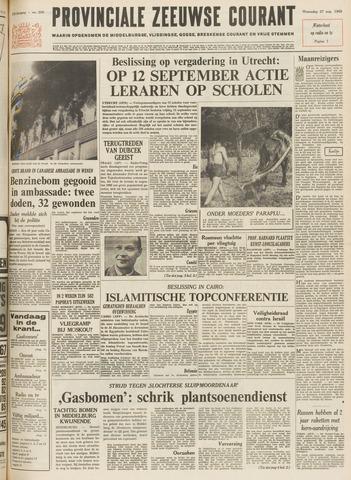 Provinciale Zeeuwse Courant 1969-08-27