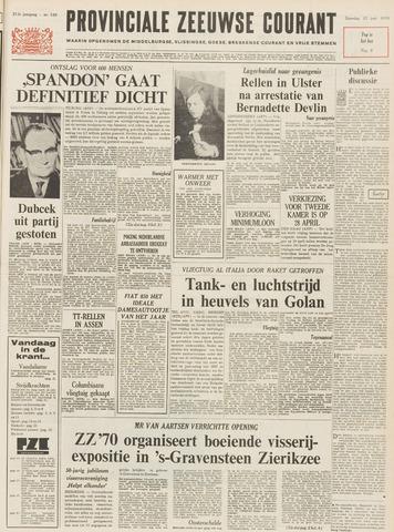 Provinciale Zeeuwse Courant 1970-06-27