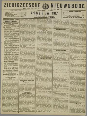 Zierikzeesche Nieuwsbode 1917-06-08
