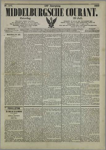 Middelburgsche Courant 1893-07-29