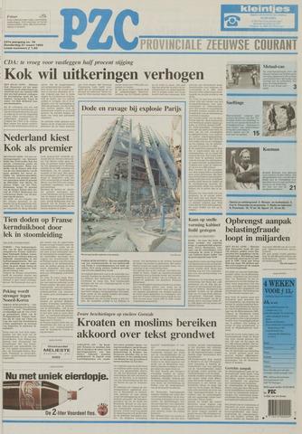 Provinciale Zeeuwse Courant 1994-03-31