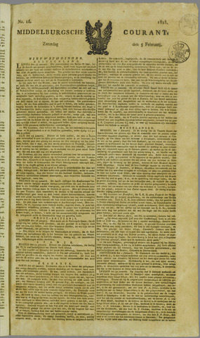 Middelburgsche Courant 1825-02-05