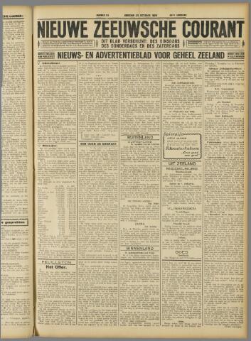 Nieuwe Zeeuwsche Courant 1928-10-23