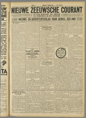 Nieuwe Zeeuwsche Courant 1930-01-14