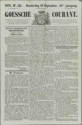 Goessche Courant 1872-09-19