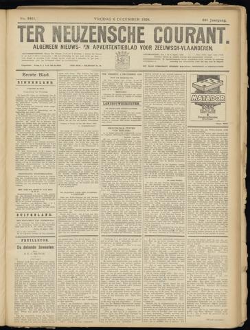 Ter Neuzensche Courant. Algemeen Nieuws- en Advertentieblad voor Zeeuwsch-Vlaanderen / Neuzensche Courant ... (idem) / (Algemeen) nieuws en advertentieblad voor Zeeuwsch-Vlaanderen 1929-12-06