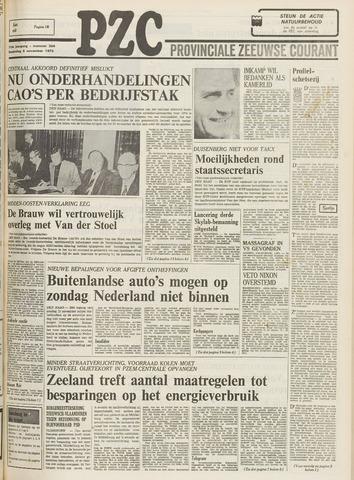 Provinciale Zeeuwse Courant 1973-11-08