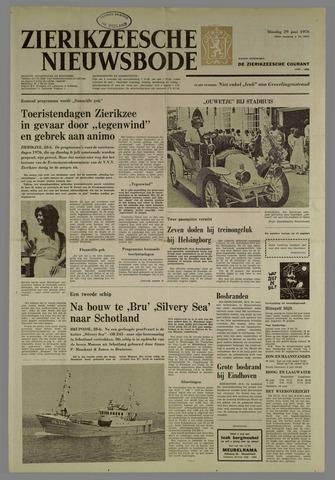 Zierikzeesche Nieuwsbode 1976-06-29