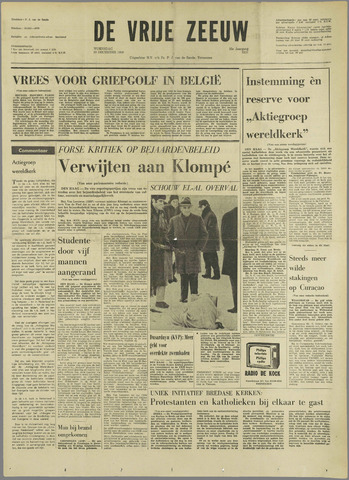 de Vrije Zeeuw 1969-12-10