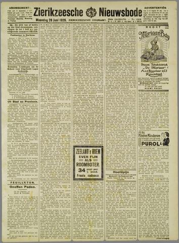 Zierikzeesche Nieuwsbode 1926-06-28