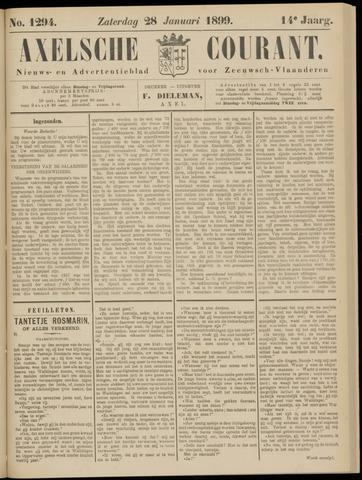 Axelsche Courant 1899-01-28