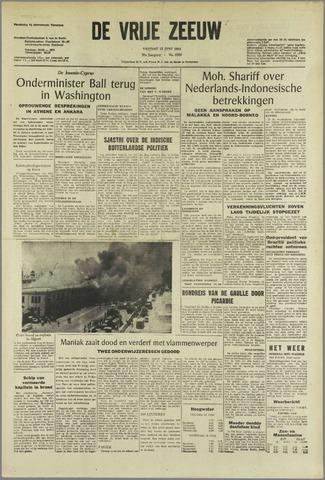 de Vrije Zeeuw 1964-06-12