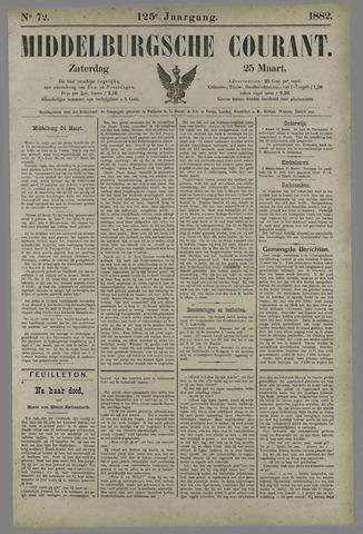 Middelburgsche Courant 1882-03-25