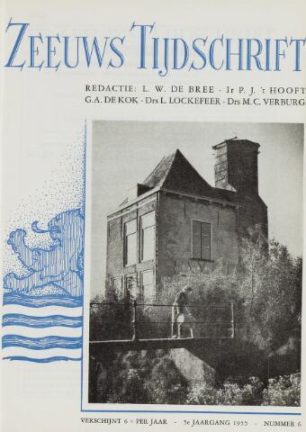 Zeeuws Tijdschrift 1955-11-01