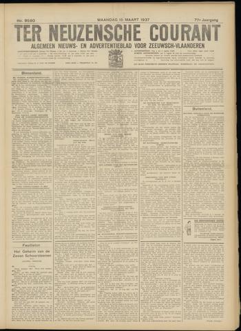 Ter Neuzensche Courant. Algemeen Nieuws- en Advertentieblad voor Zeeuwsch-Vlaanderen / Neuzensche Courant ... (idem) / (Algemeen) nieuws en advertentieblad voor Zeeuwsch-Vlaanderen 1937-03-15