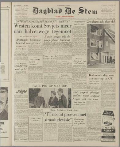 de Stem 1961-03-22