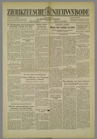 Zierikzeesche Nieuwsbode 1952-11-21