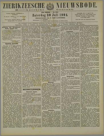 Zierikzeesche Nieuwsbode 1904-07-30