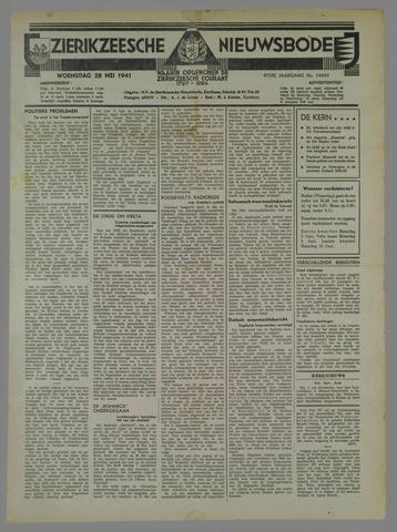 Zierikzeesche Nieuwsbode 1941-05-28