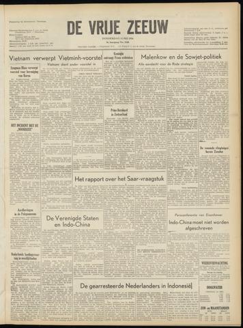 de Vrije Zeeuw 1954-05-13