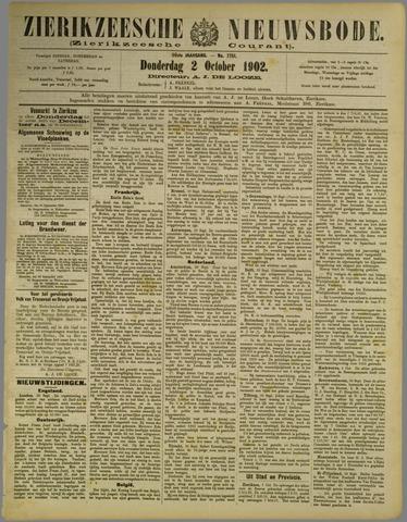 Zierikzeesche Nieuwsbode 1902-10-02