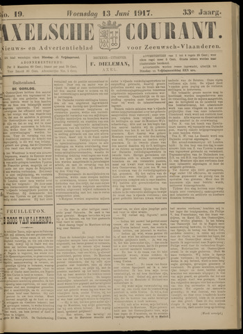 Axelsche Courant 1917-06-13