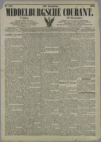 Middelburgsche Courant 1893-12-29