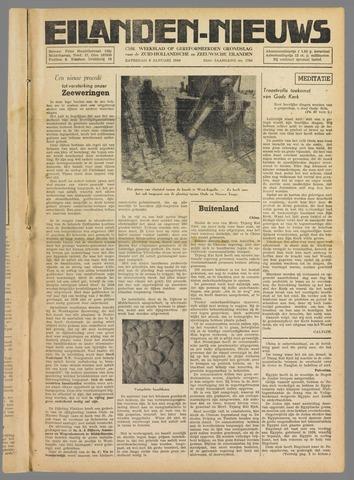 Eilanden-nieuws. Christelijk streekblad op gereformeerde grondslag 1949-01-08