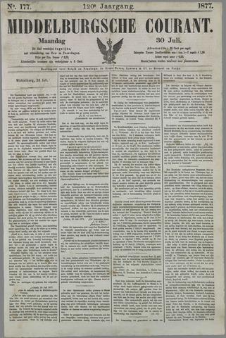 Middelburgsche Courant 1877-07-30