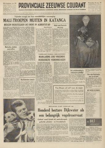Provinciale Zeeuwse Courant 1960-08-24