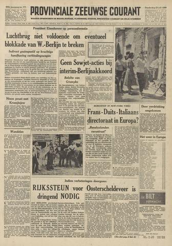 Provinciale Zeeuwse Courant 1959-07-23