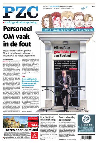 Provinciale Zeeuwse Courant 2016-01-12