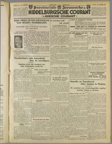 Middelburgsche Courant 1939-10-13