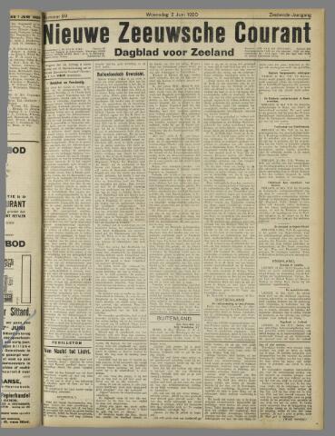 Nieuwe Zeeuwsche Courant 1920-06-02