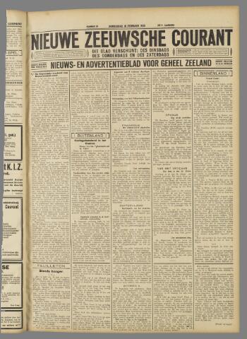 Nieuwe Zeeuwsche Courant 1932-02-18
