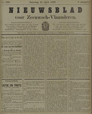 Nieuwsblad voor Zeeuwsch-Vlaanderen 1896-04-18