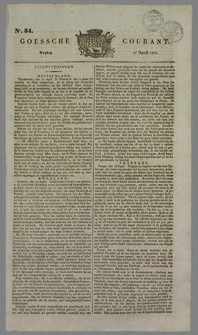 Goessche Courant 1832-04-27