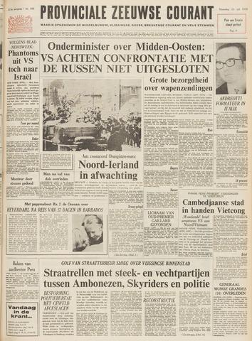 Provinciale Zeeuwse Courant 1970-07-13