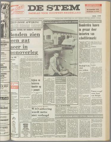 de Stem 1976-11-26