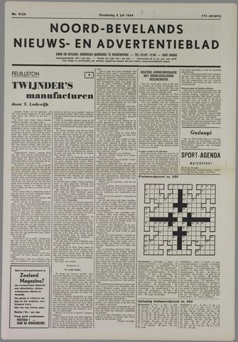 Noord-Bevelands Nieuws- en advertentieblad 1984-07-05