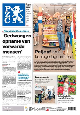 Provinciale Zeeuwse Courant 2019-04-24