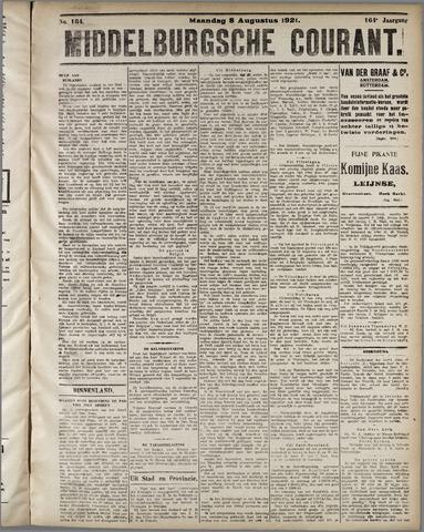 Middelburgsche Courant 1921-08-08