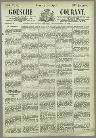 Goessche Courant 1906-04-24