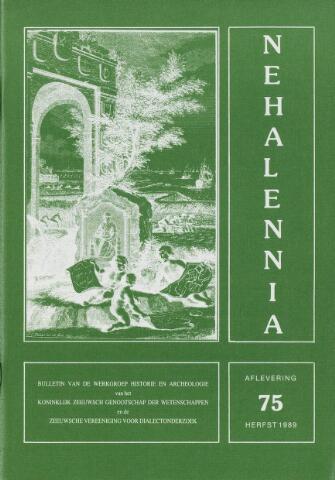 Nehalennia 1989-09-01