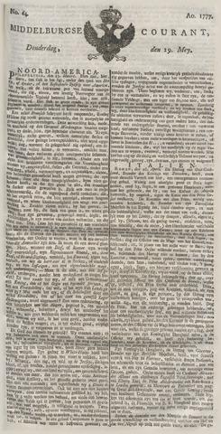 Middelburgsche Courant 1777-05-29