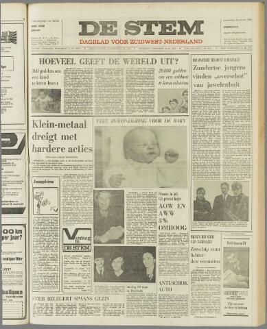 de Stem 1970-01-29