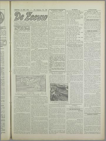De Zeeuw. Christelijk-historisch nieuwsblad voor Zeeland 1943-07-16